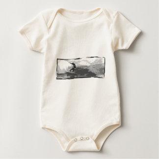 Surf-Session Baby Bodysuit