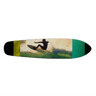 surf custom skate board