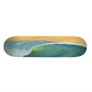 Surf Skater Skateboard Deck