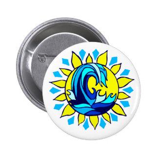 Surf sun button