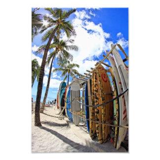 Surf & Sun Waikiki Photo Art