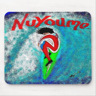 """""""SURF the NET in STYLE ! Mouse Mat"""
