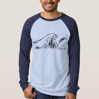 Surf the Sky - Paragliding Shirt