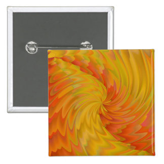 Surf the Sun 15 Cm Square Badge