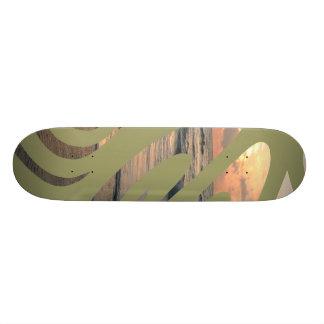 Surf the Turf Skate Board