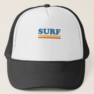 surf trucker hat