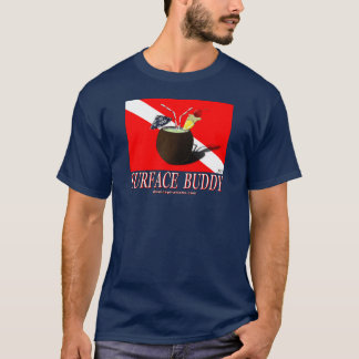Surface Buddy Dark T-shirt