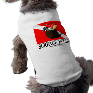 Surface Buddy Sleeveless Dog Shirt