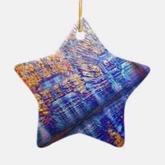 Surface Ceramic Star Decoration