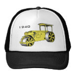 Surface Compactor, 1940 - Hat