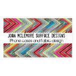 Surface Designer Business Card Templates