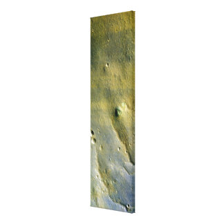 Surface of Mars 2 Canvas Print
