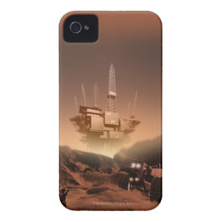Surface of Mars 2 iPhone 4 Case-Mate Case