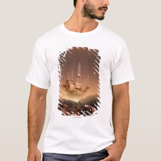 Surface of Mars 2 T-Shirt