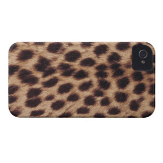 Surface of spotted feline iPhone 4 Case-Mate cases