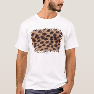 Surface of spotted feline T-Shirt