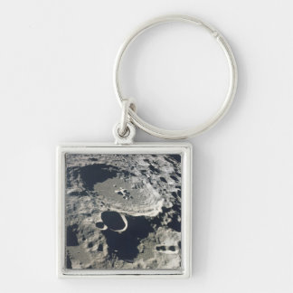 Surface of the Moon 2 Key Ring