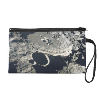Surface of the Moon 2 Wristlet Clutches