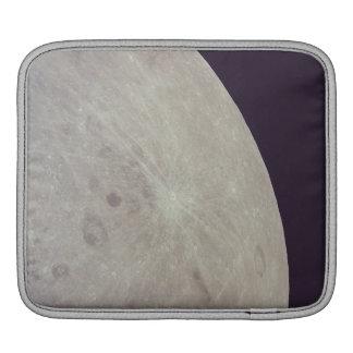 Surface of the Moon 3 iPad Sleeve