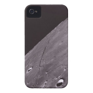 Surface of the Moon 4 iPhone 4 Cases