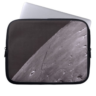 Surface of the Moon 4 Laptop Sleeve