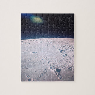 Surface of the Moon 6 Jigsaw Puzzle