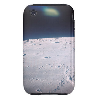 Surface of the Moon 6 Tough iPhone 3 Covers