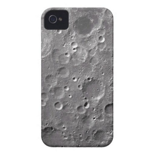 Surface of the Moon Case-Mate iPhone 4 Case