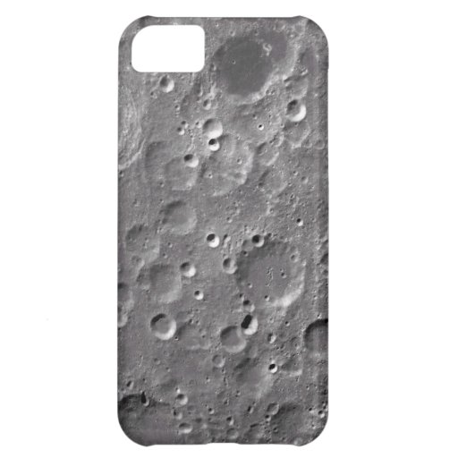 Surface of the Moon iPhone 5C Case
