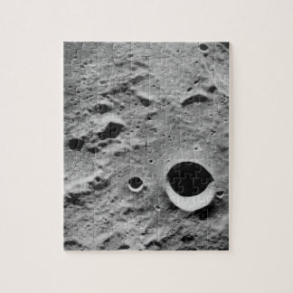 Surface of the Moon Jigsaw Puzzle