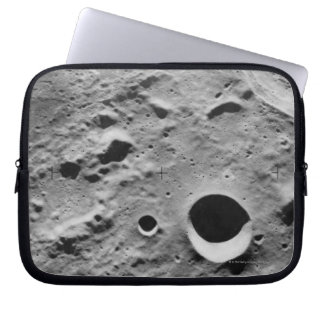 Surface of the Moon Laptop Sleeve