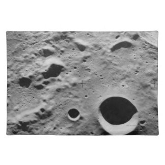 Surface of the Moon Placemat