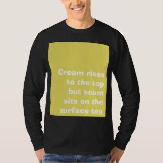 'Surface' slogan shirt
