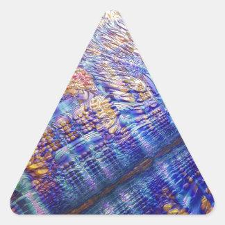 Surface Triangle Sticker