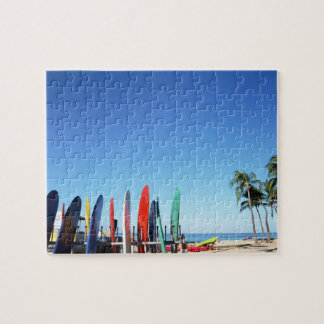 Surfboard Jigsaw Puzzle
