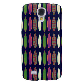 surfboards cool patterning galaxy s4 case