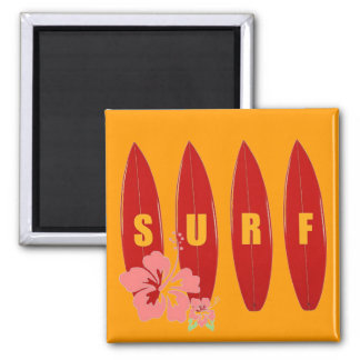 Surfboards Magnet