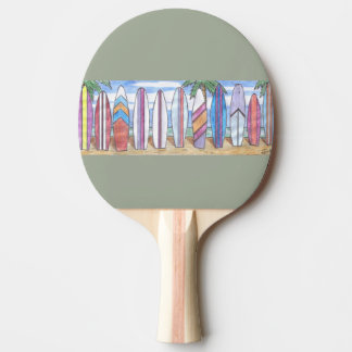 SURFBOARDS Ping-Pong Paddle