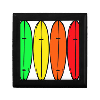 Surfboards Small Square Gift Box