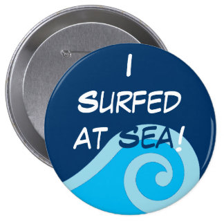 Surfed at Sea Button