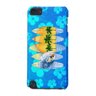 Surfer And Surfboards iPod Touch 5G Cover