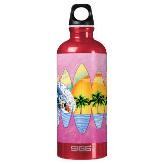 Surfer And Surfboards SIGG Traveller 0.6L Water Bottle