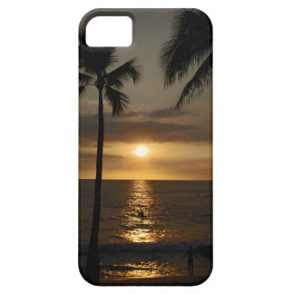 Surfer at Sunset iPhone 5 Covers