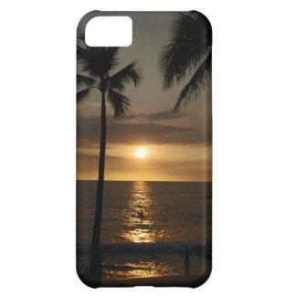 Surfer at Sunset iPhone 5C Case
