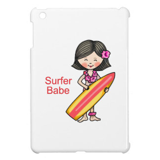 Surfer Babe Case For The iPad Mini
