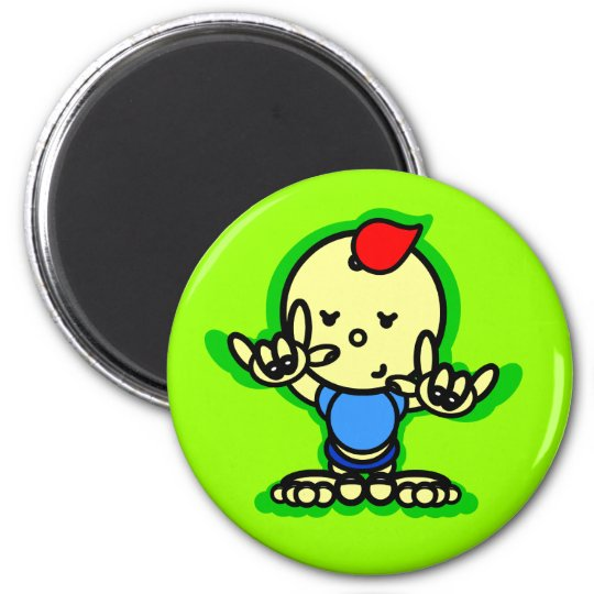 SURFER BABY Magnet