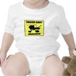 Surfer Baby Tshirts