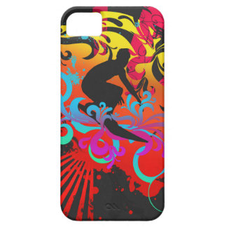 Surfer Barely There iPhone 5 Case