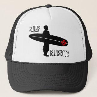 Surfer Biarritz Basque Trucker Hat