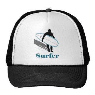 SURFER MESH HAT
